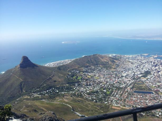 What to expect when you're on top of Table Mountain