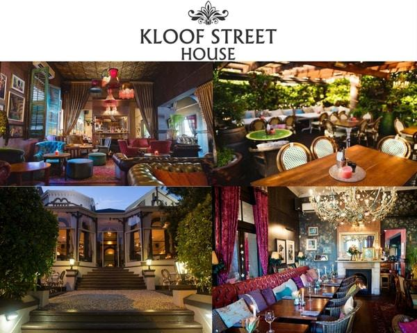 Kloof Street House