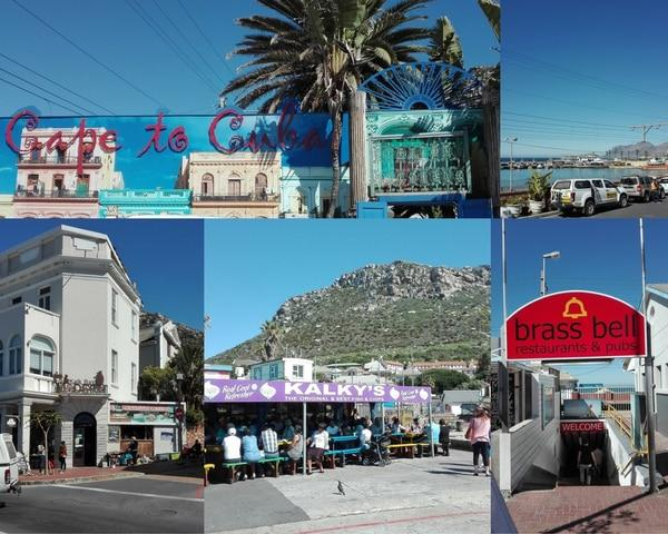 Kalk Bay restaurants