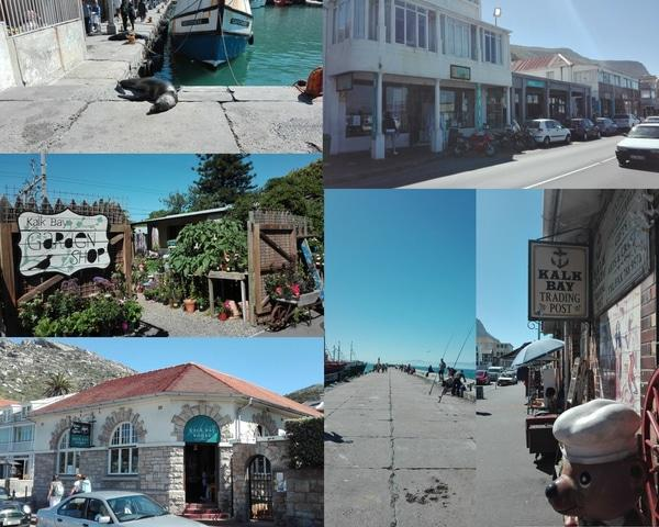 Kalk Bay shops