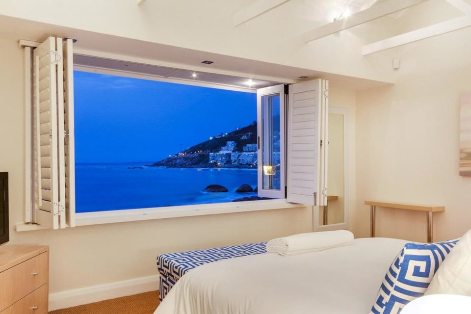 69 on 4th - Master Bedroom & Sea View