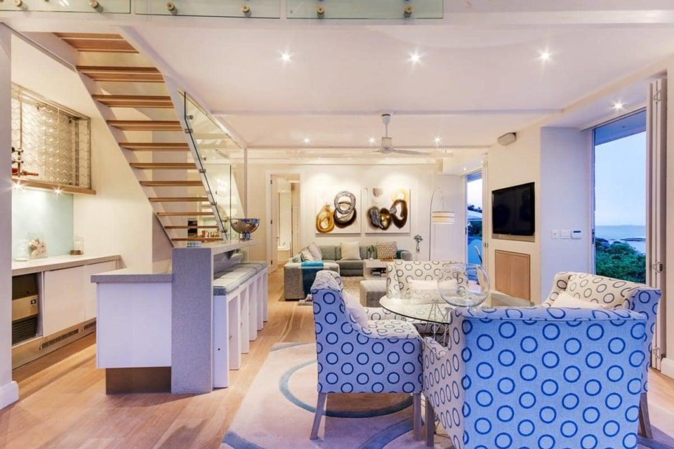 69 on 4th - Open plan Living
