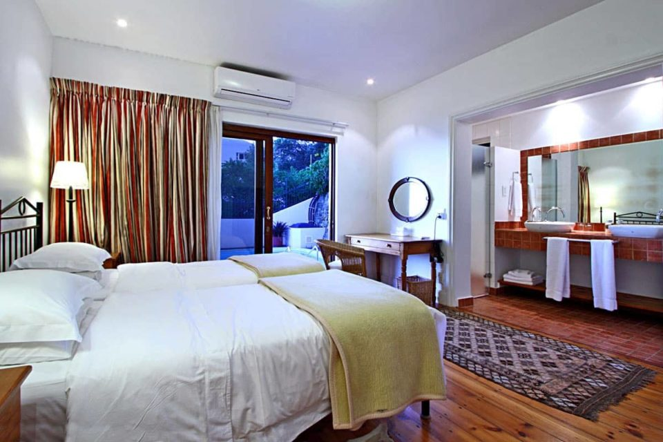 Camps Bay Terrace Lodge - Second bedroom