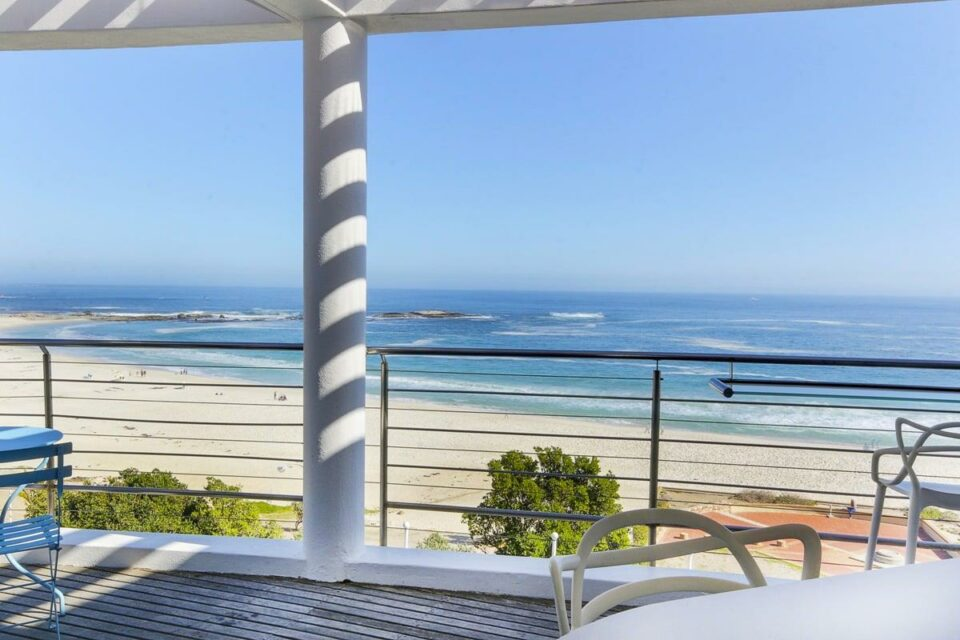 Modoco - View of Camps Bay Beach