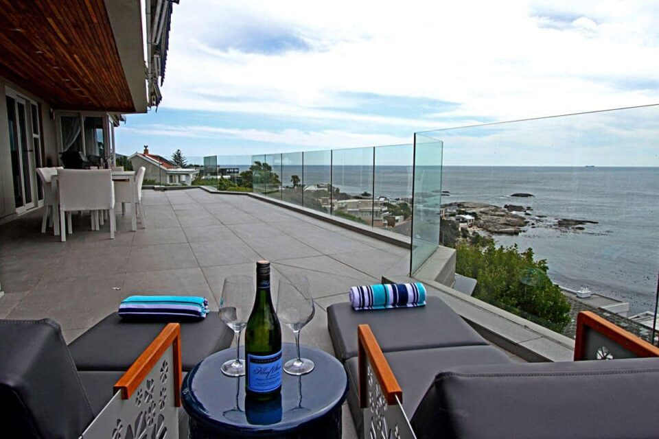 Hougthon Penthouse - Patio