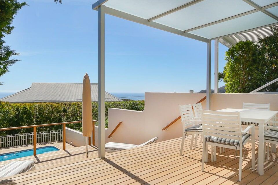 Sea Escape - Terrace & Views