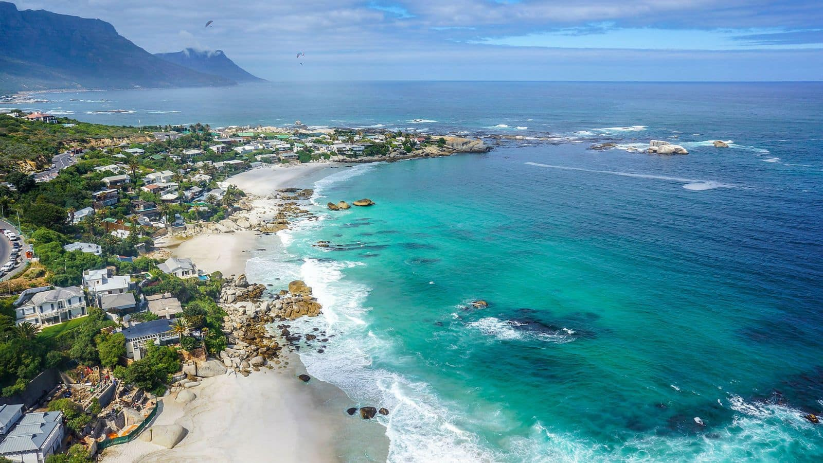 Cape Town's Atlantic Seaboard