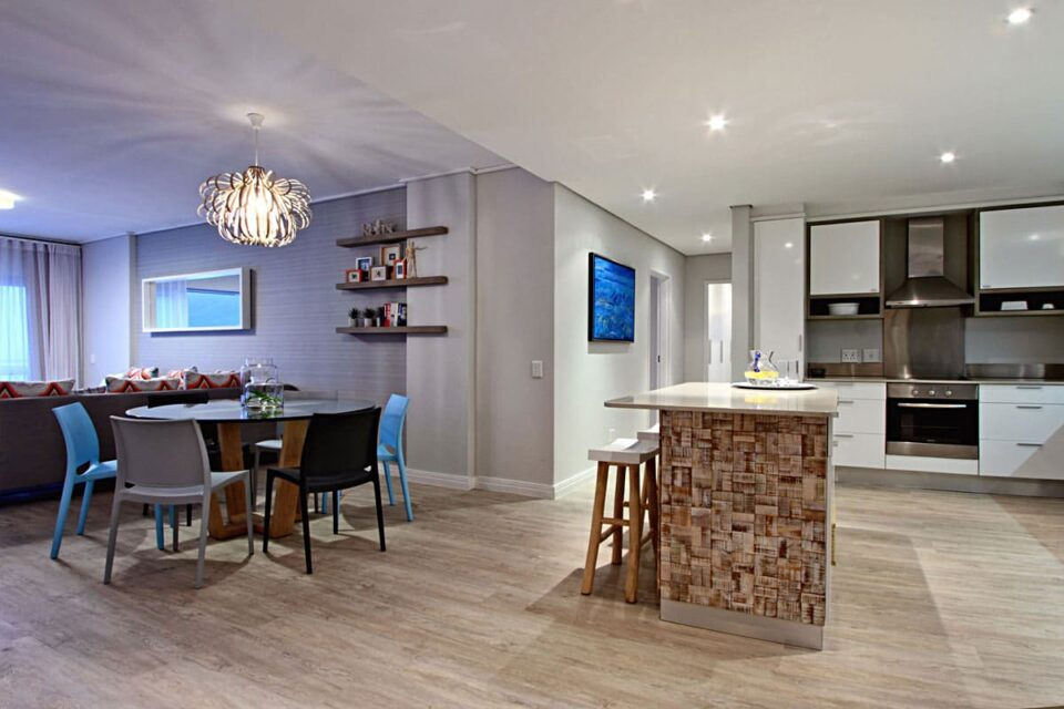 Dunmore Blue - Kitchen & Dining area