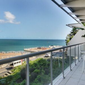 Dunmore Breeze - Balcony & view