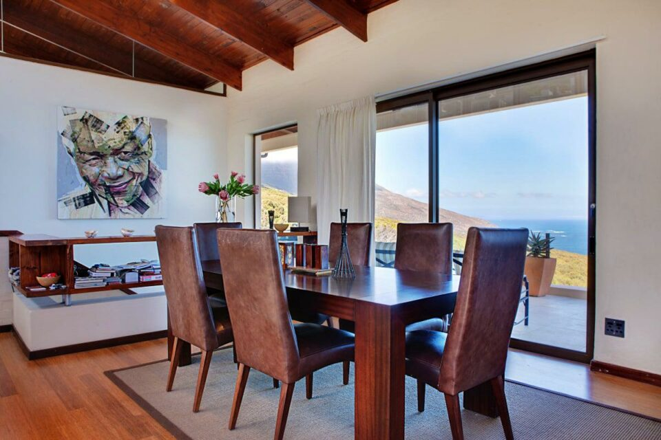 Oudekraal Lodge - Dining area