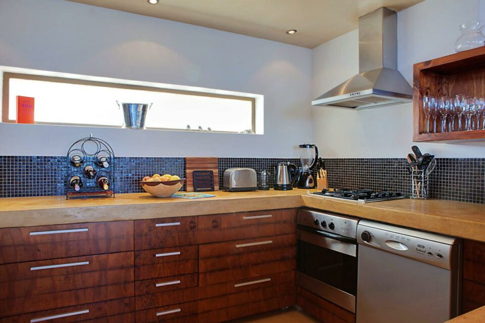 Oudekraal Lodge - Kitchen