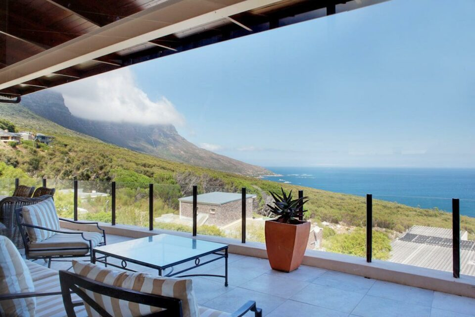 Oudekraal Lodge - Mountain & Sea views