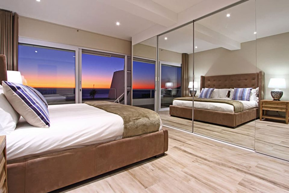 Sunset Cove - Master bedroom & View