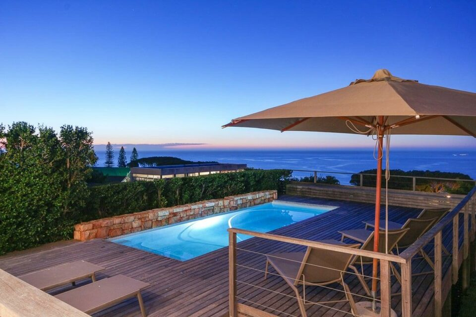 Villa Olivier - Views & Swimming pool