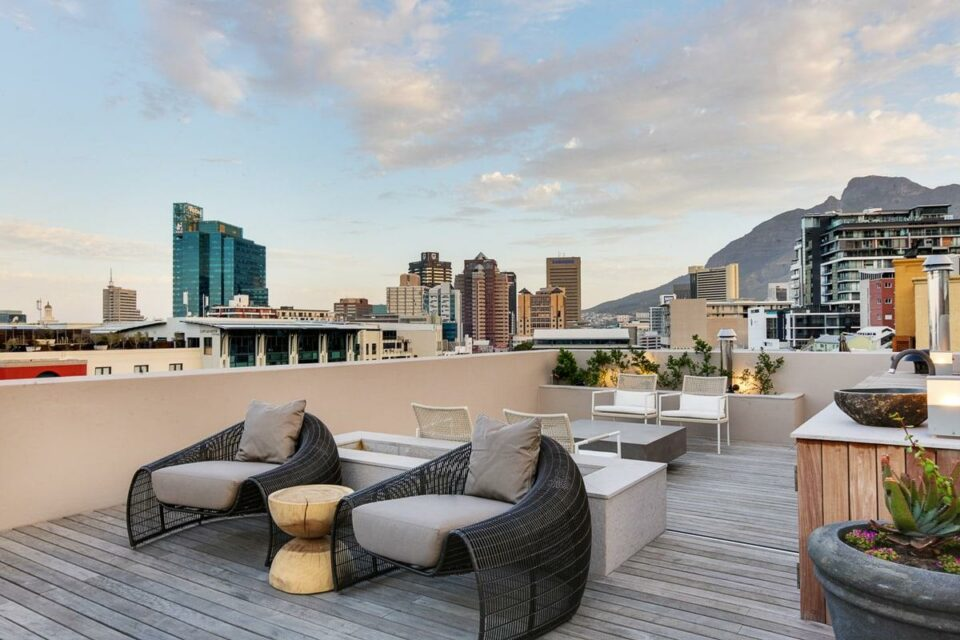 157 Waterkant - Views & Exterior seating