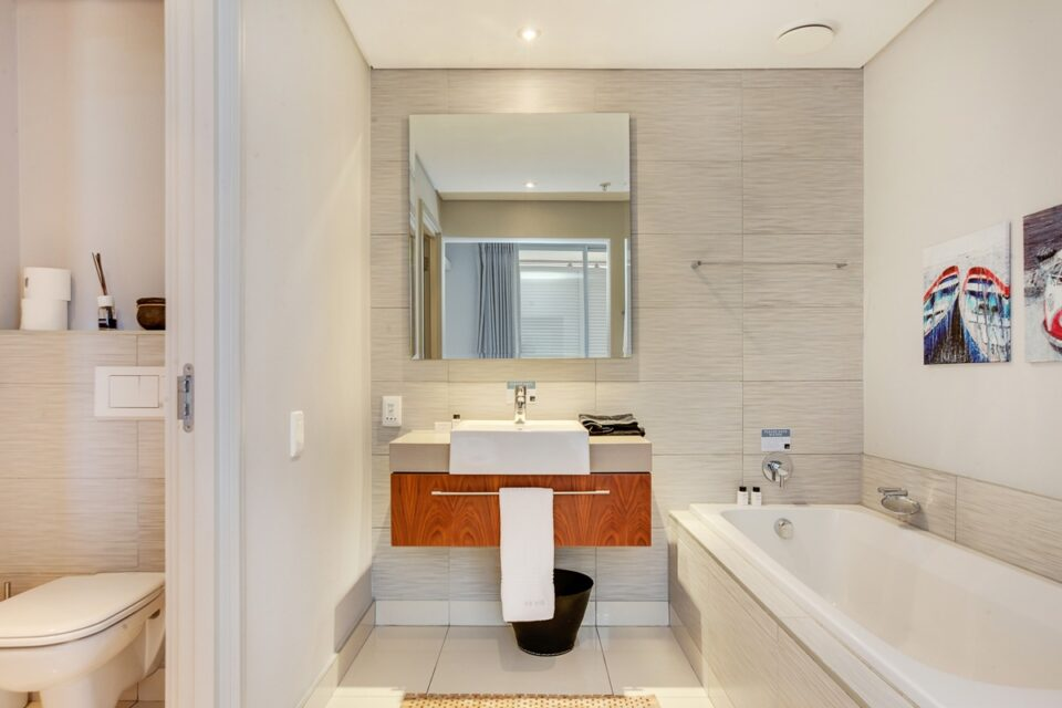 Harbour Bridge 417 - Bathroom
