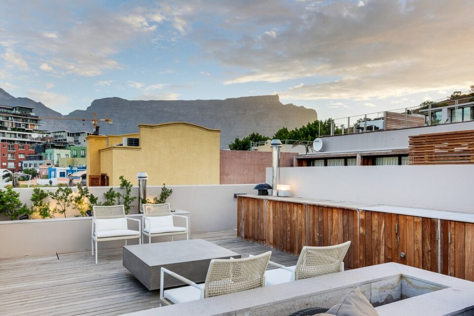 157 Waterkant - Rooftop seating