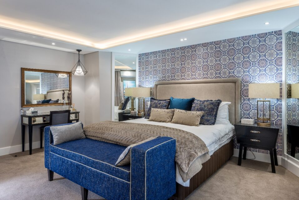 9 On Nautica - Master bedroom