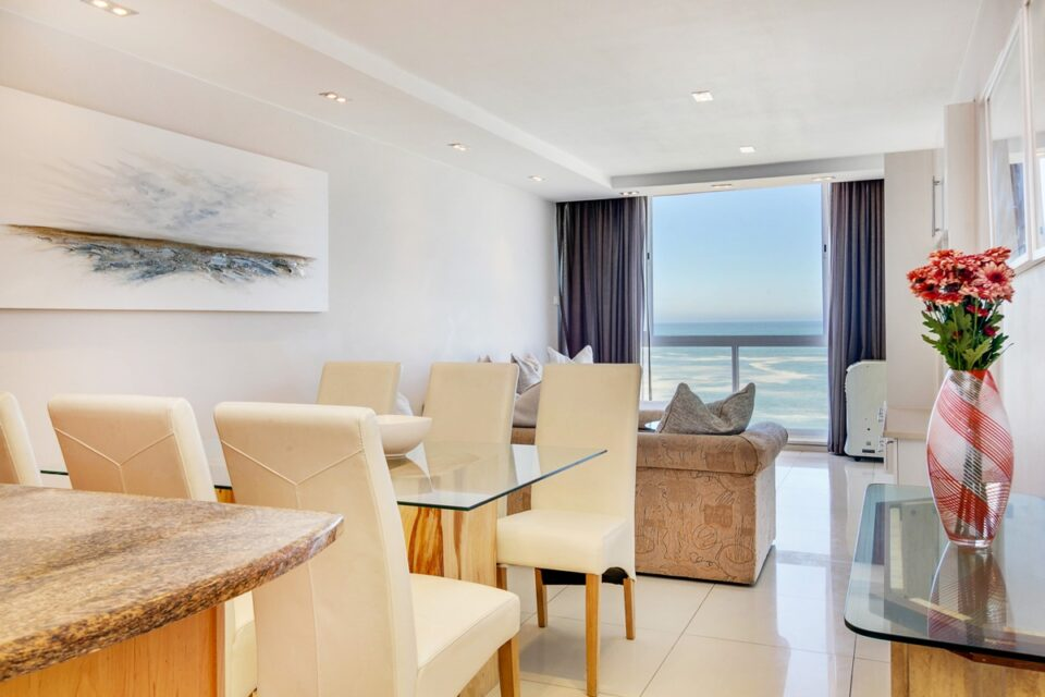 Marella - Living & Dining area with views