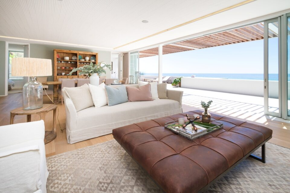 Topaz Ocean View Penthouse - Lounge seating