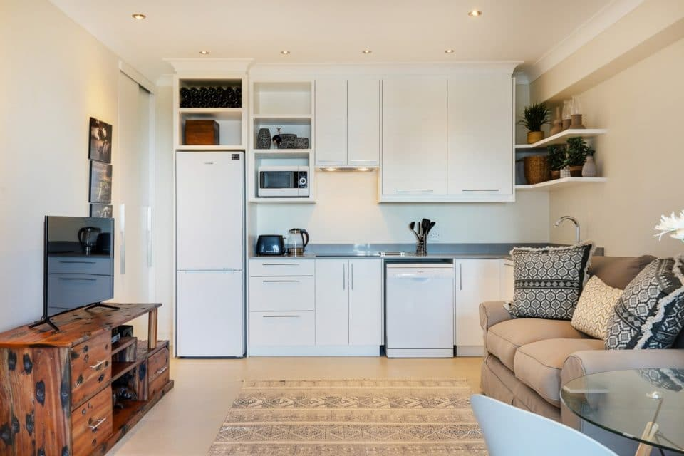 Cape Gray - View 1 -  Kitchen & Living room