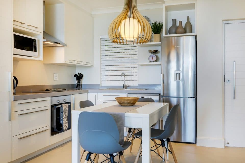 Cape Gray - View 2 - Kitchen & seating