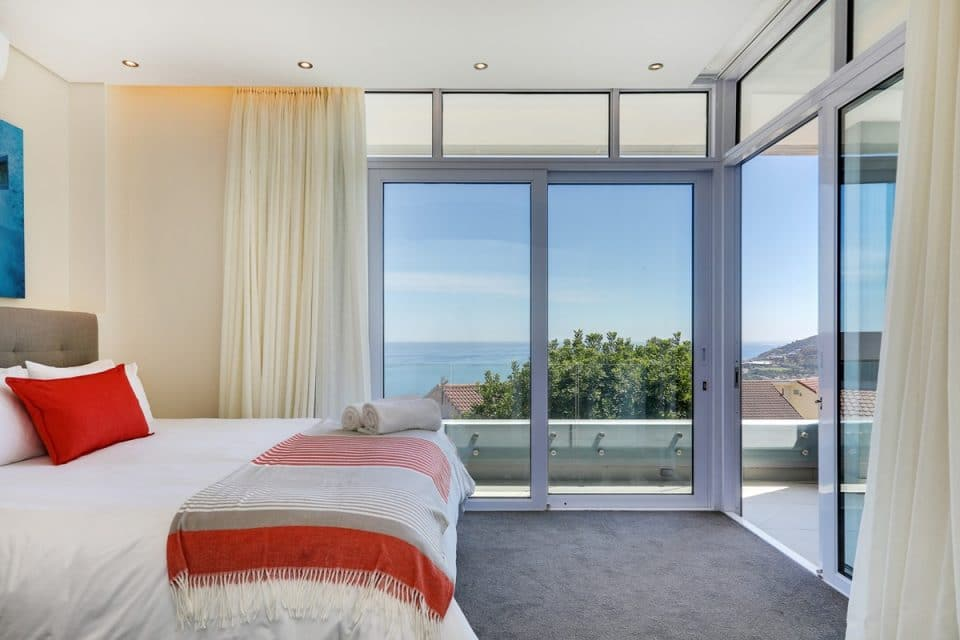 Cape Gray - View 2 - Second bedroom with views