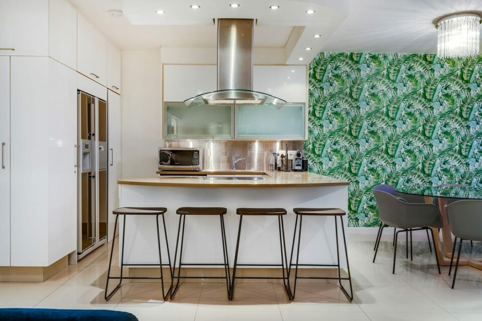 Atlantic Spray - Kitchen seating