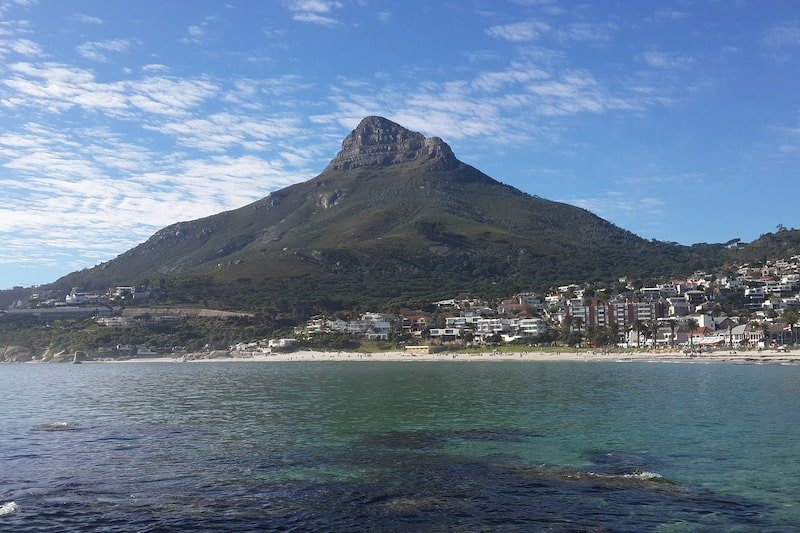 Lion's Head in Cape Town