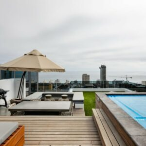 Penthouse on B - Roof top deck