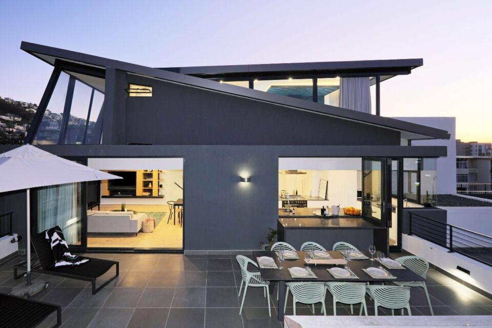 Quendon Penthouse - Outdoor seating
