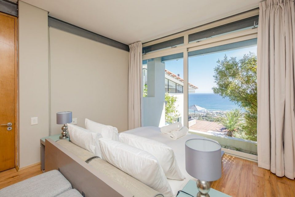 Seventy Eight - Bedroom with view