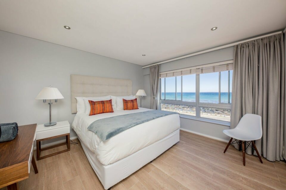 Atlantic Views - Master bedroom
