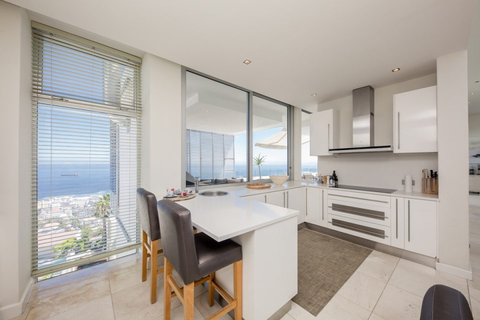 Top Views - Kitchen seating