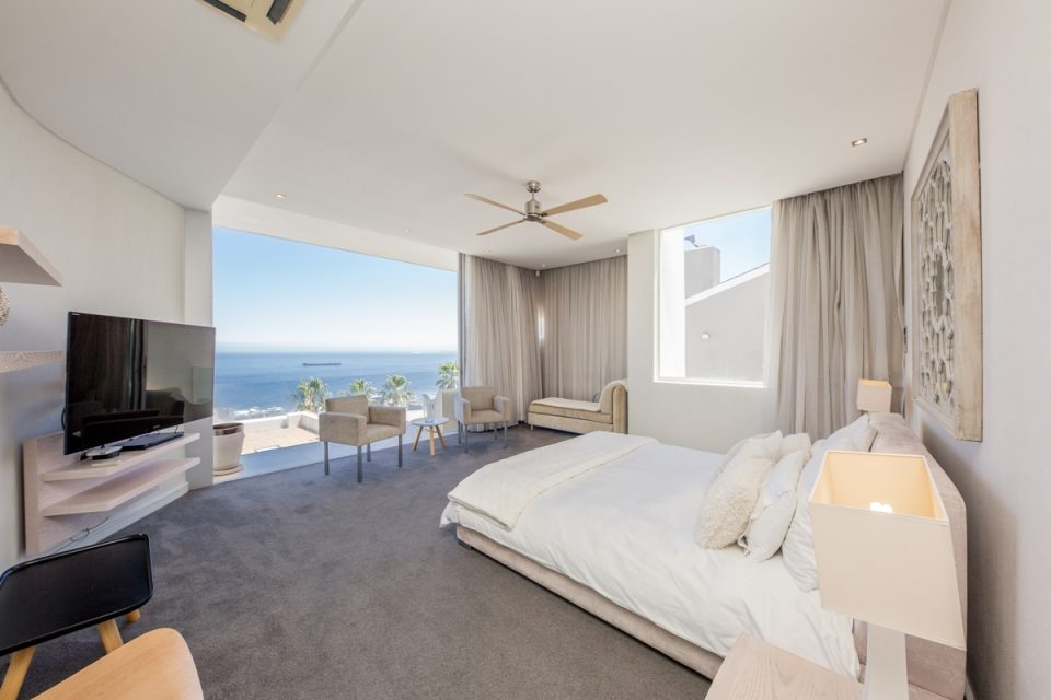 Top Views - Master bedroom