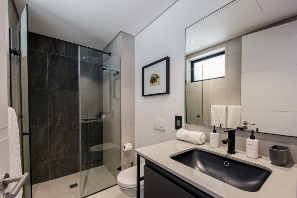 Urban Signature - Dedicated bathroom