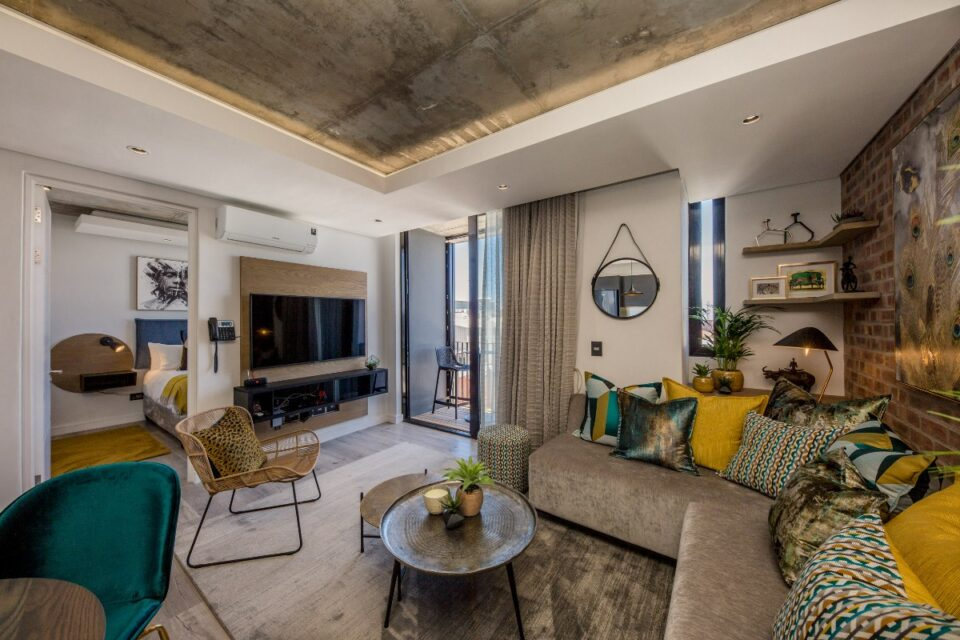 Urban Signature - Living room