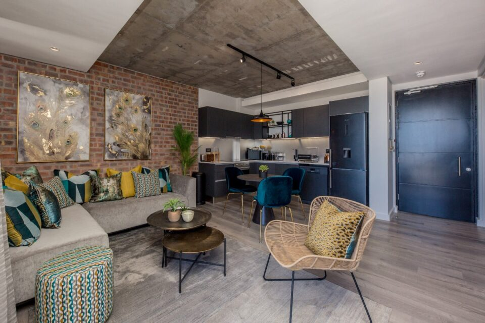 Urban Signature - Lounge and dining area