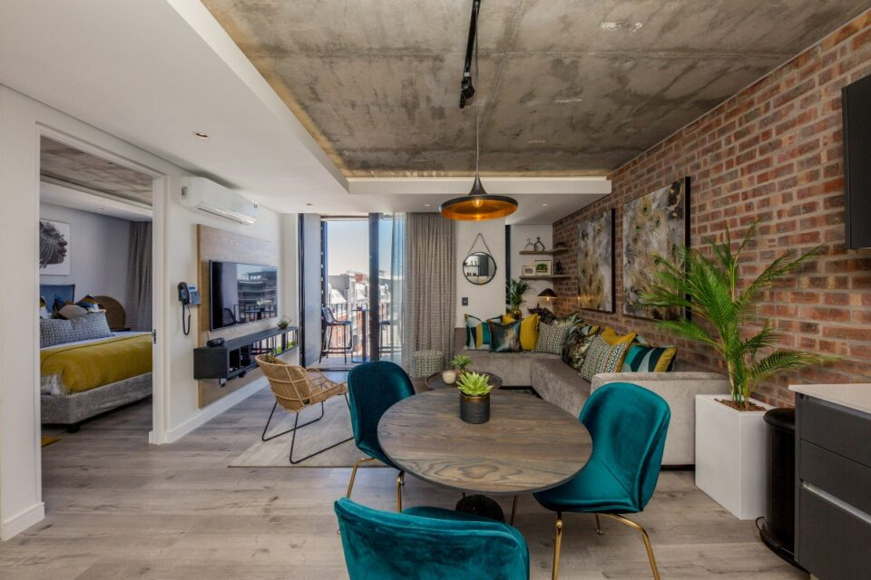 Urban Signature - Main living area