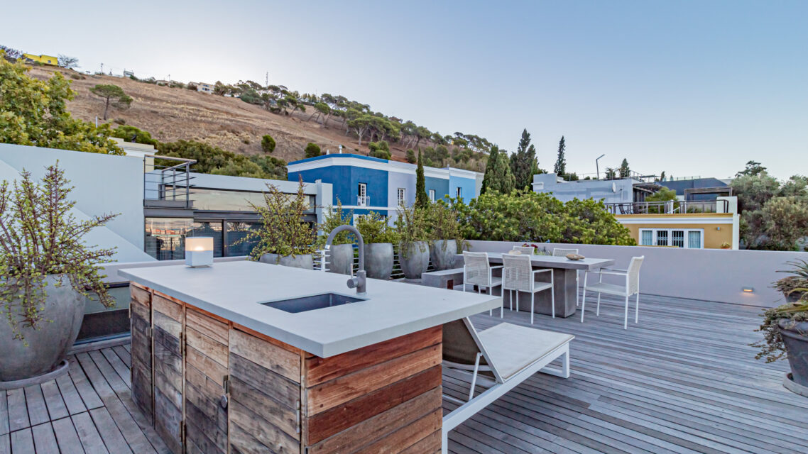 53 Napier - Private Rooftop