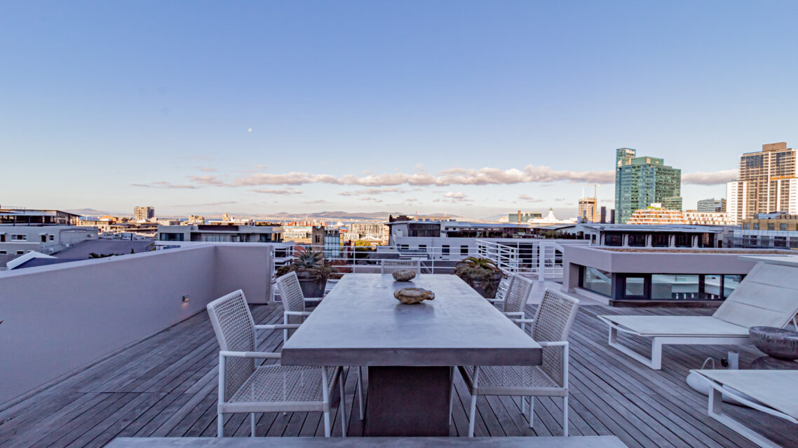53 Napier - Rooftop Dining