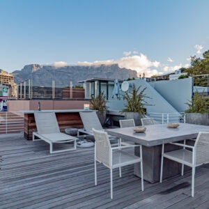 53 Napier - Table Mountain Views