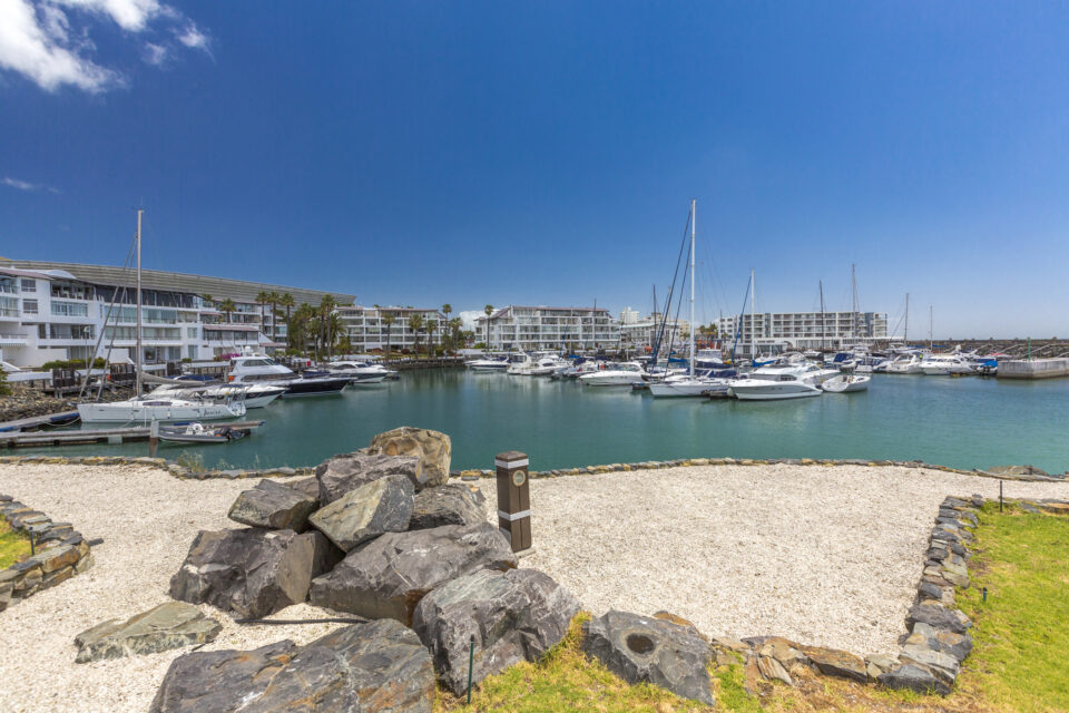 African Anchor - Yacht Basin Views