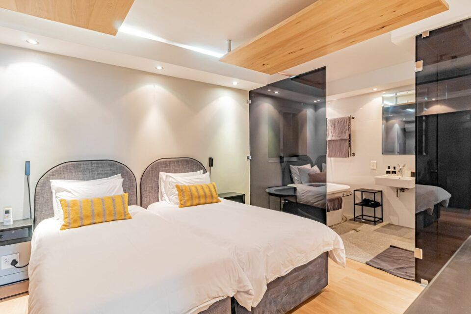 Paloma Apartment - Third bedroom with en-suite