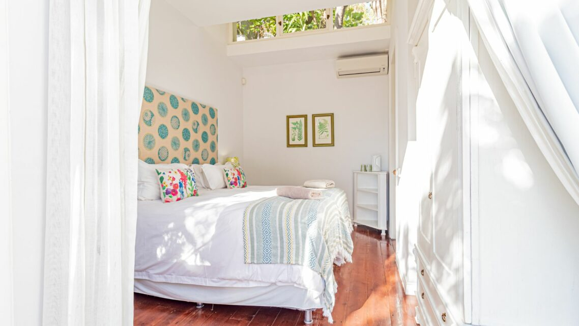 Six Selbourne - Fourth bedroom