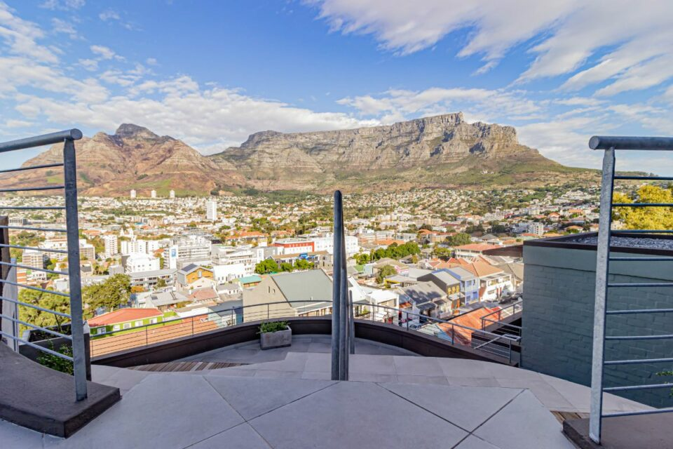 40 on L - Views of Table Mountain