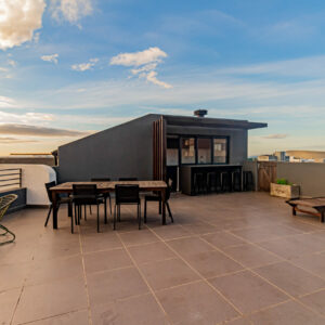 Penthouse on S - Rooftop Deck