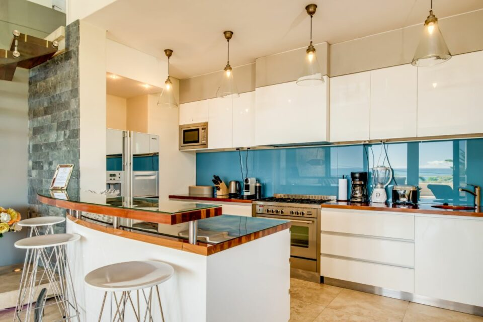 Lions' Crest - Fully Equipped Kitchen