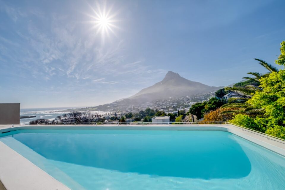 Silvertree - Pool with View