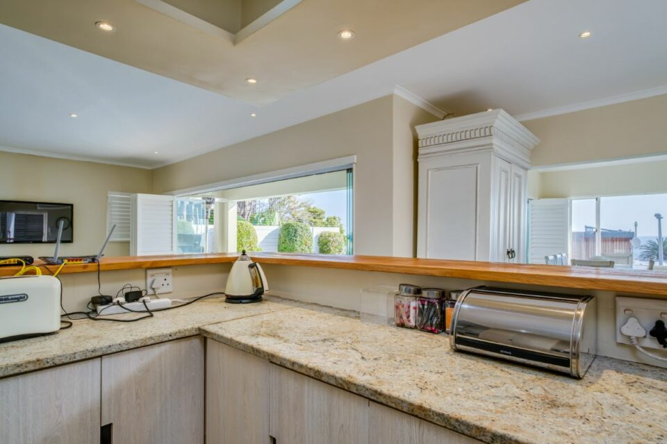 Barbados - Kitchen with Views